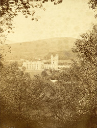 Balmoral Castle, From Craig-An-Gowan